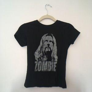 Rob Zombie Tee